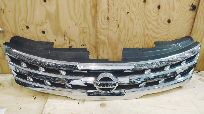 Решетка радиатора Nissan Presage TU31 QR25DE