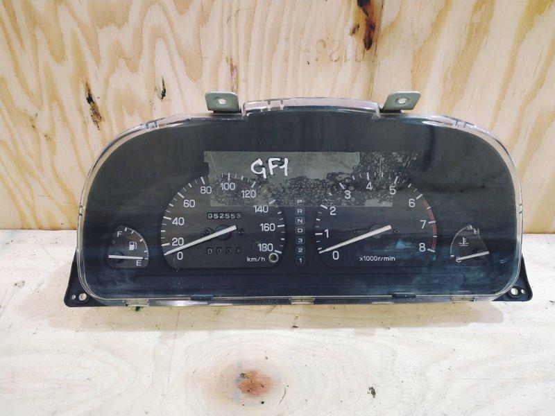 Комбинация приборов Subaru Impreza GF1 EJ15 1995