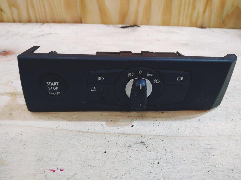 Переключатель фар Bmw 525I E60 N52B25 2008