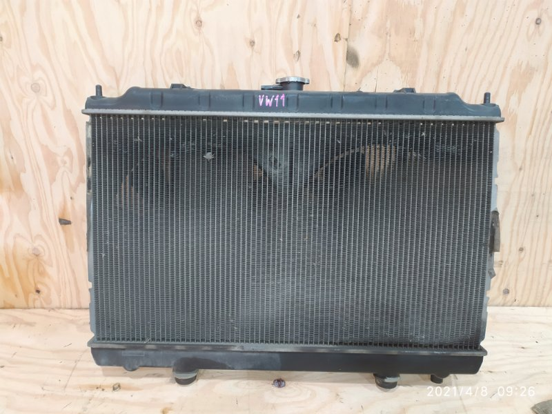 Радиатор двигателя Nissan Expert VW11 QG18DE 2001