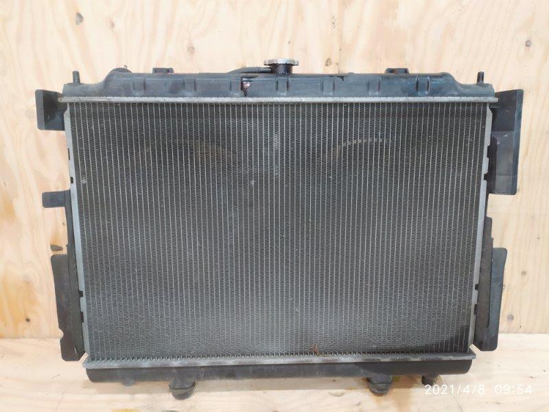 Радиатор двигателя Nissan Rnessa N30 SR20DE 1999