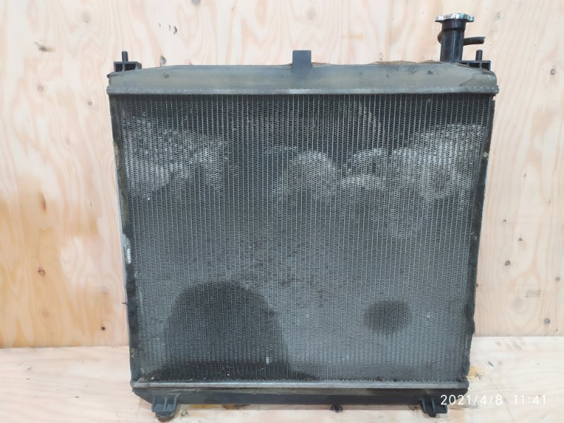 Радиатор двигателя Toyota Grand Hiace VCH10W 5VZ-FE 2000