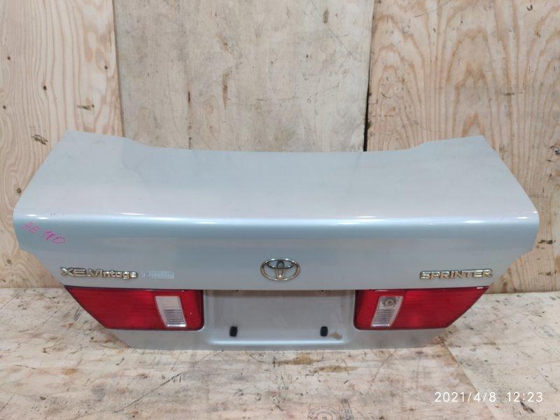 Крышка багажника Toyota Sprinter AE110 5A-FE 1999