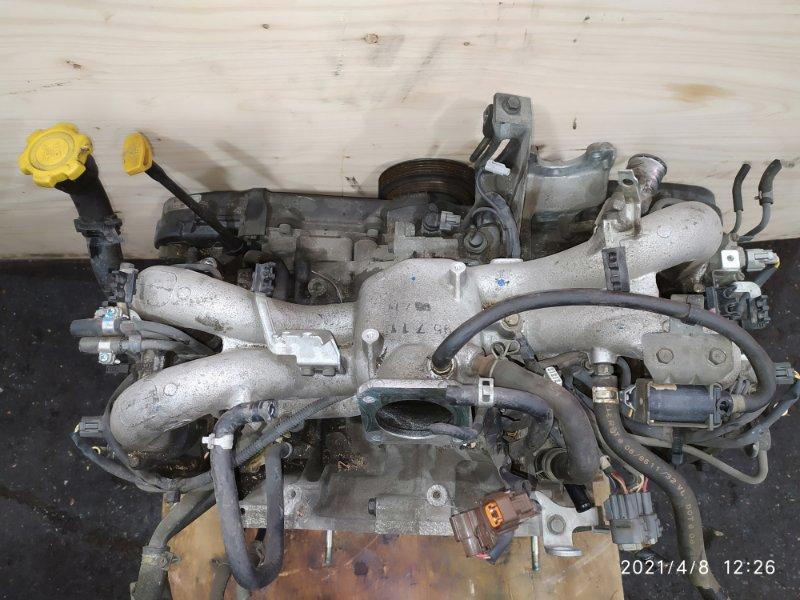 Двигатель Subaru Impreza GF1 EJ15 1995