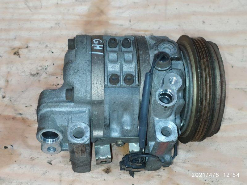Компрессор кондиционера Subaru Impreza GF1 EJ15 1995