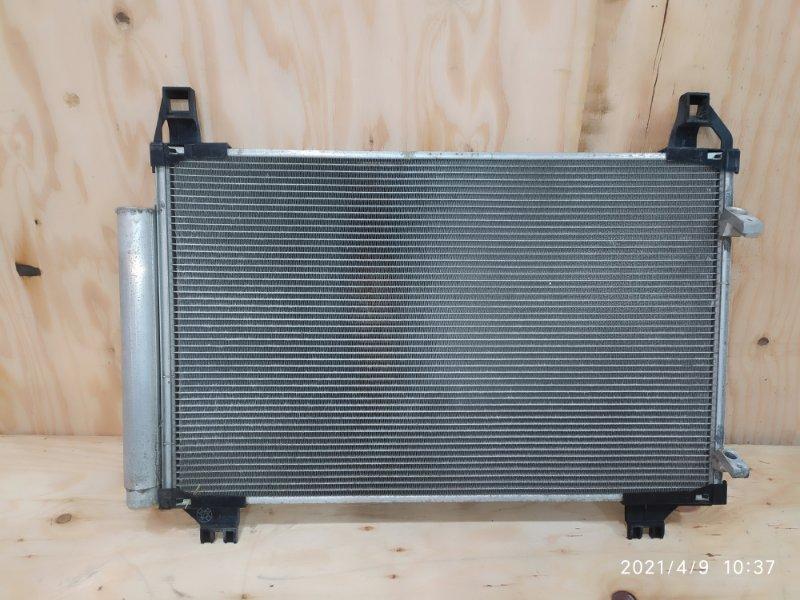 Радиатор кондиционера Toyota Belta SCP92 2SZ-FE 2006