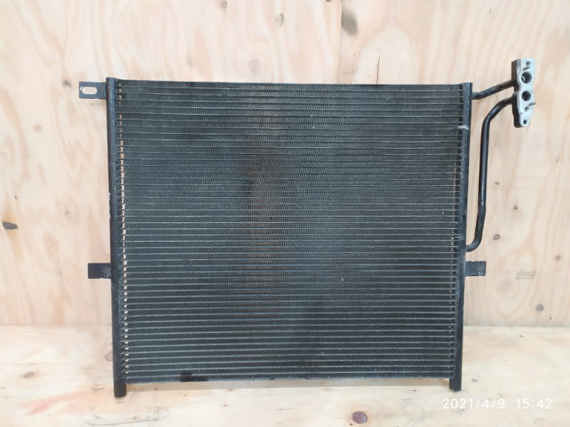 Радиатор кондиционера Bmw X3 E83 N52B30 2007