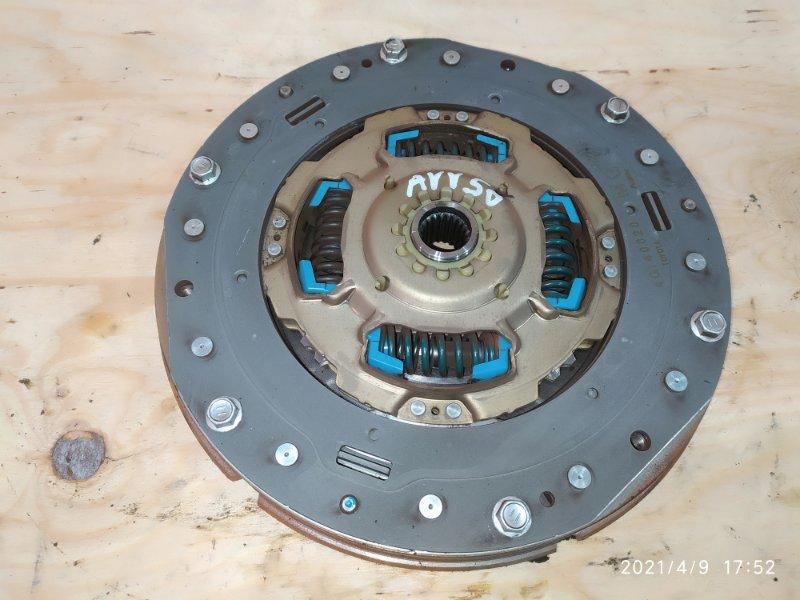 Диск сцепления Toyota Camry AVV50 2AR-FXE 2014