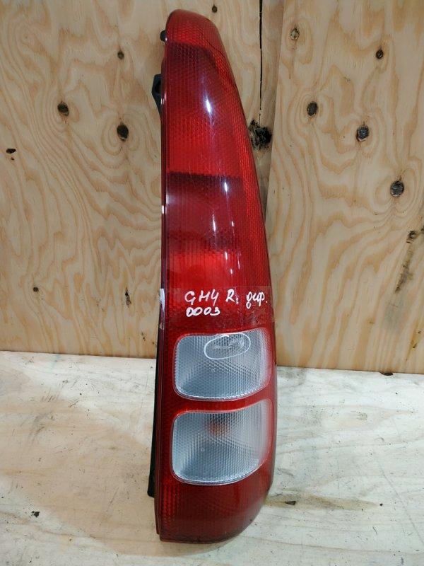 Фонарь стоп-сигнала Honda Hr-V GH4 D16A 2004 правый