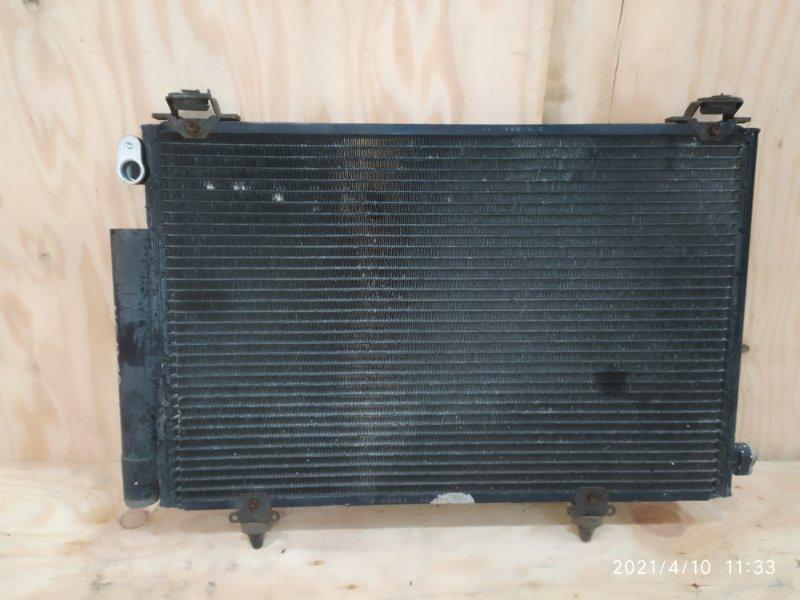 Радиатор кондиционера Toyota Platz NCP16 2NZ-FE 1999