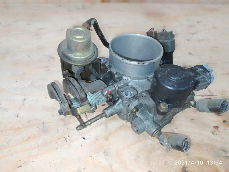 Заслонка дроссельная Nissan Avenir PW11 SR20DE 2001