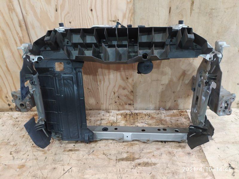 Рамка радиатора Toyota Belta SCP92 2SZ-FE 2006