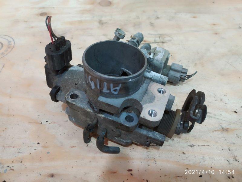 Заслонка дроссельная Toyota Carina AT191 7A-FE 1994