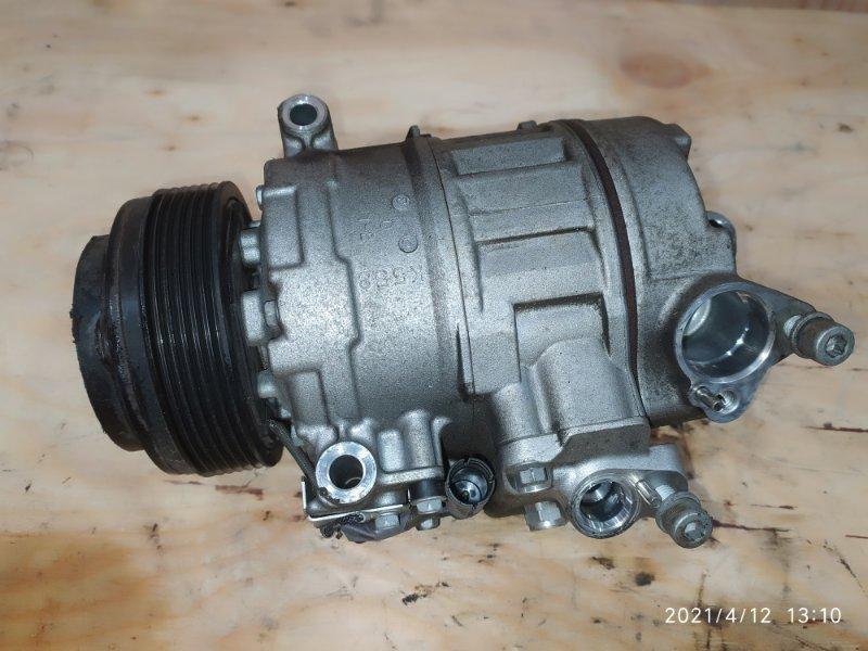 Компрессор кондиционера Bmw X3 E83 N52B30 2007