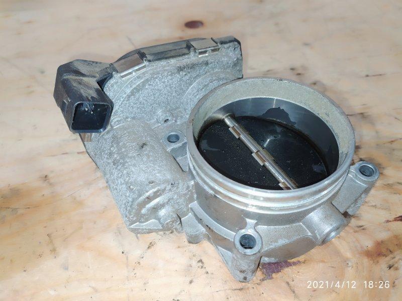 Заслонка дроссельная Bmw 525I E60 N52B25 2008
