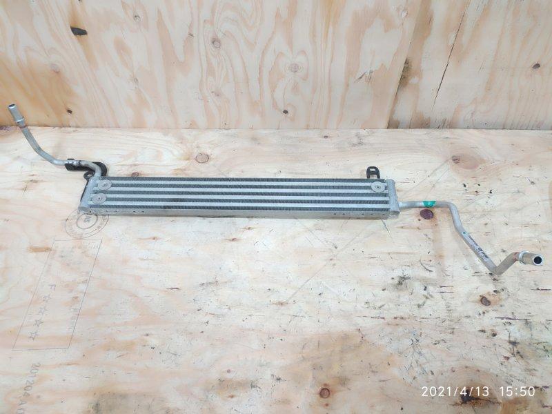 Радиатор масляный Bmw 525I E60 N52B25 2008