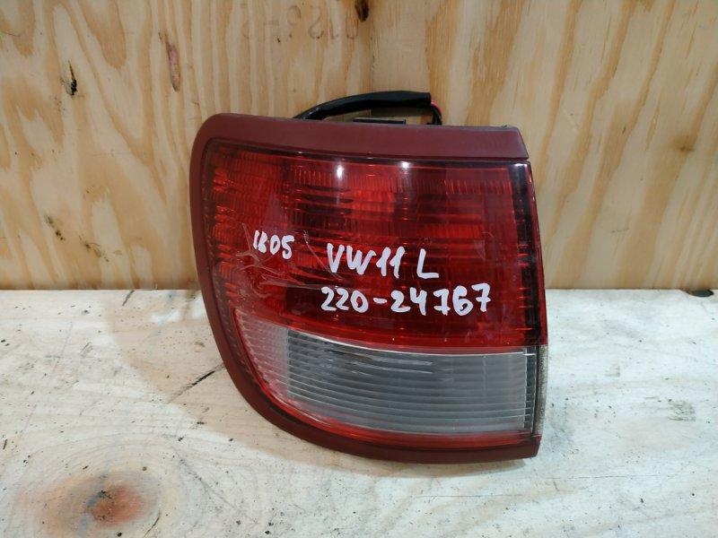 Фонарь стоп-сигнала Nissan Expert VW11 QG18DE 2001 левый