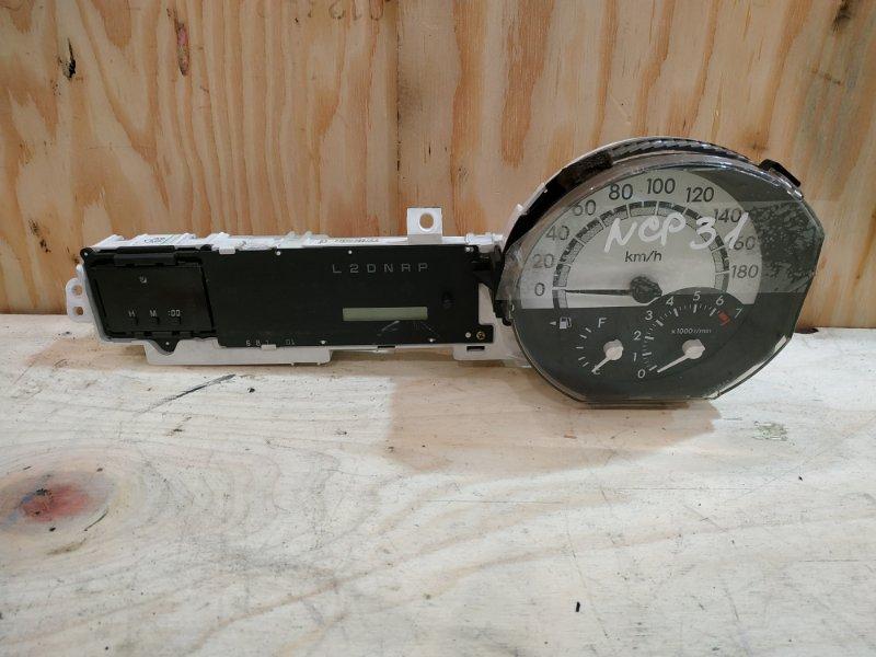 Комбинация приборов Toyota Bb NCP31 1NZ-FE 2003