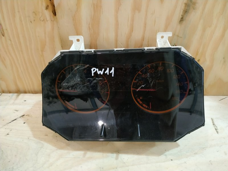 Комбинация приборов Nissan Avenir PW11 SR20DE 2001
