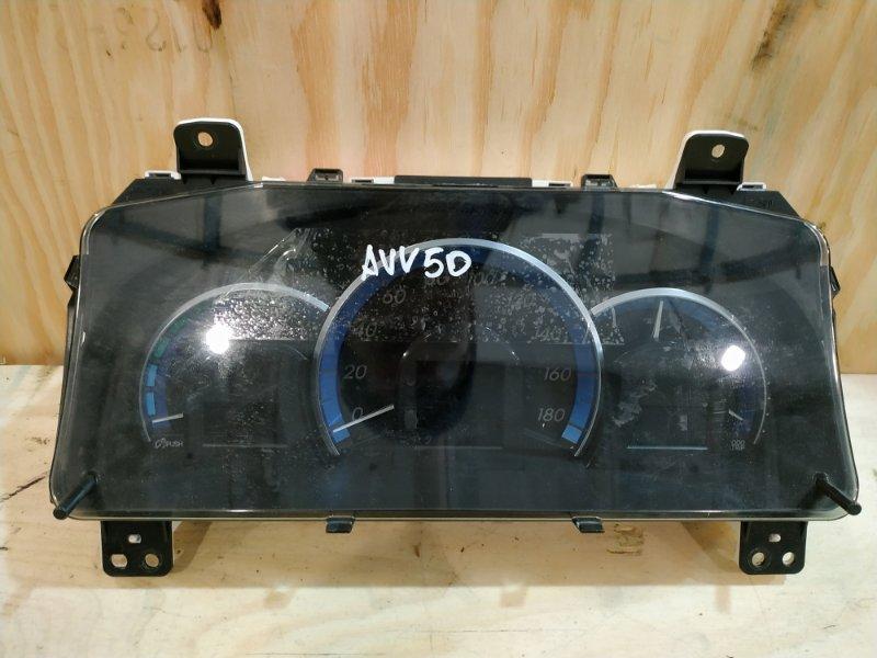 Комбинация приборов Toyota Camry AVV50 2AR-FXE 2014