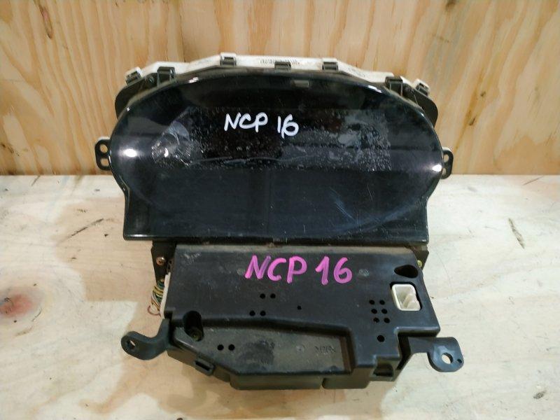 Комбинация приборов Toyota Platz NCP16 2NZ-FE 1999