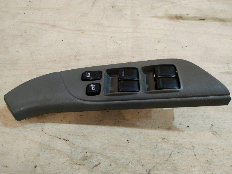 Блок управления стеклоподъемниками Nissan Rnessa N30 SR20DE 1999