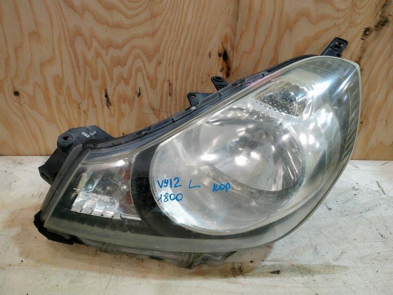 Фара Nissan Ad VY12 HR15DE 2008 левая