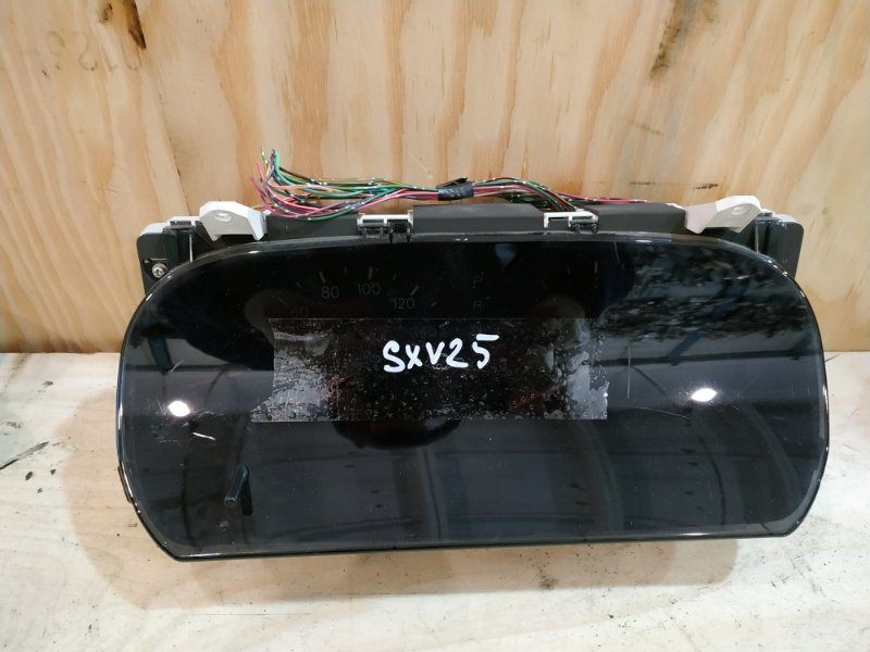 Комбинация приборов Toyota Mark Ii Qualis SXV25W 5S-FE 1998
