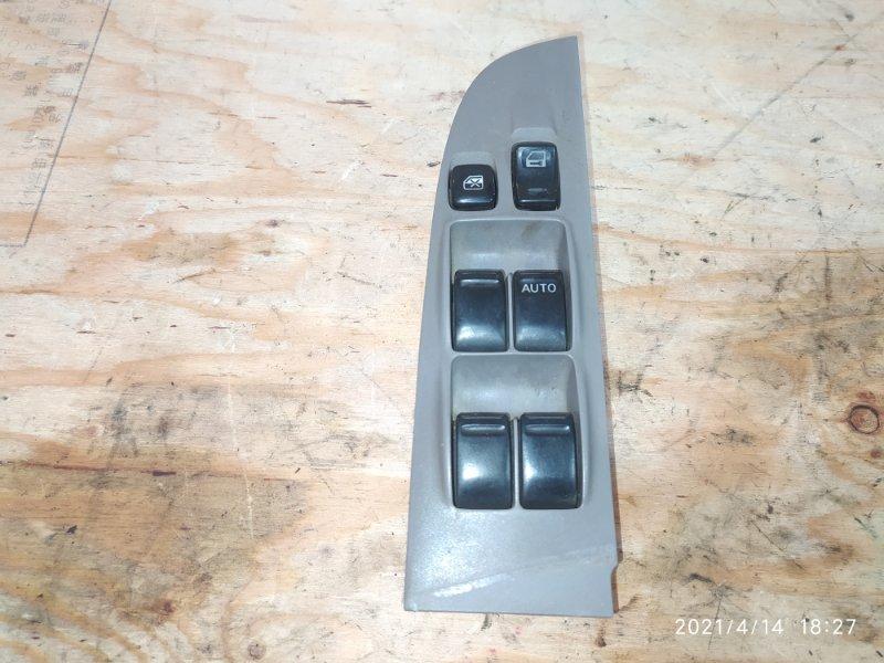Блок управления стеклоподъемниками Nissan Sunny FB15 QG15DE 2004