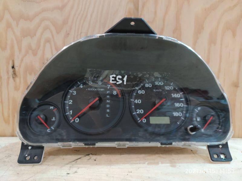 Комбинация приборов Honda Civic Ferio ES1 D15B 2002