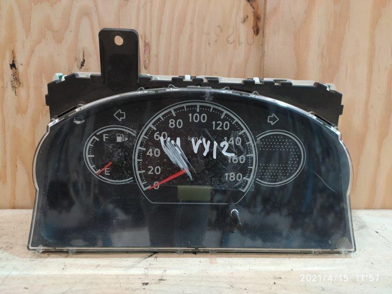 Комбинация приборов Nissan Ad VY12 HR15DE 2008