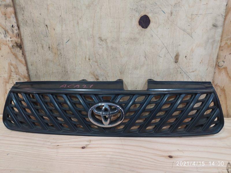 Решетка радиатора Toyota Rav4 ACA21W 1AZ-FSE 2000