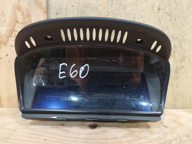 Дисплей Bmw 525I E60 N52B25 2008