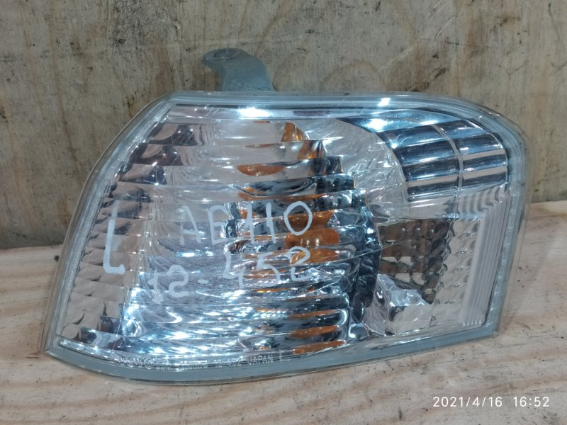 Поворотник Toyota Sprinter AE110 5A-FE 1999 левый
