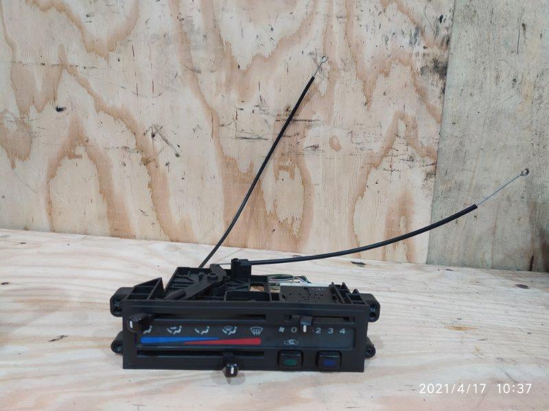 Блок управления климат-контролем Nissan Expert VW11 QG18DE 2001