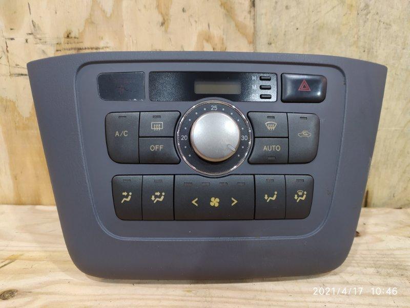 Блок управления климат-контролем Toyota Nadia SXN15 3S-FE 2001