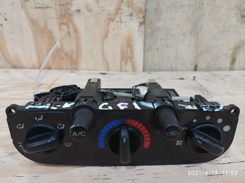 Блок управления климат-контролем Subaru Impreza GF1 EJ15 1995