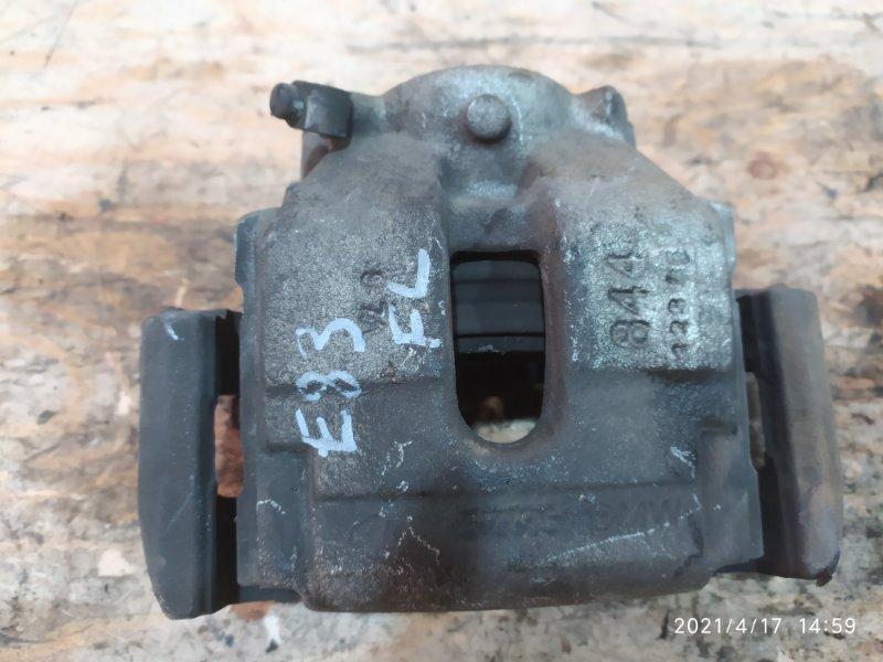 Суппорт Bmw X3 E83 N52B30 2007 передний левый