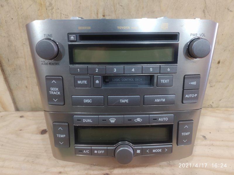Магнитола Toyota Avensis AZT250 1AZ-FSE 2006