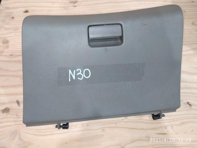 Бардачок Nissan Rnessa N30 SR20DE 1999