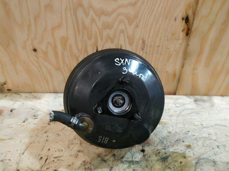 Вакуумный усилитель тормоза и сцепления Toyota Nadia SXN15 3S-FE 2001