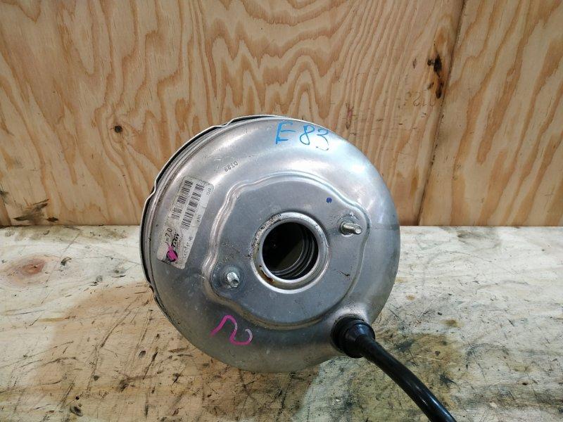 Вакуумный усилитель тормоза и сцепления Bmw X3 E83 N52B30 2007