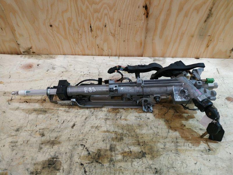 Колонка рулевая Bmw X3 E83 N52B30 2007