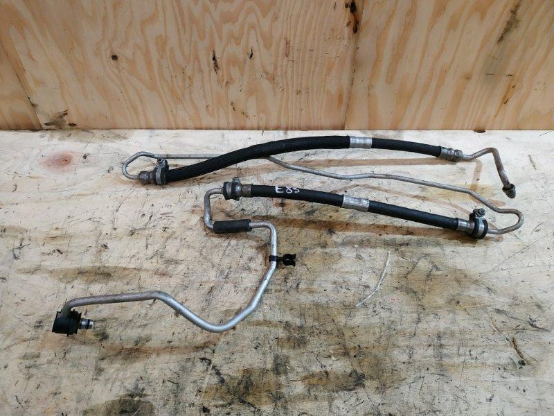 Шланг высокого давления Bmw X3 E83 N52B30 2007