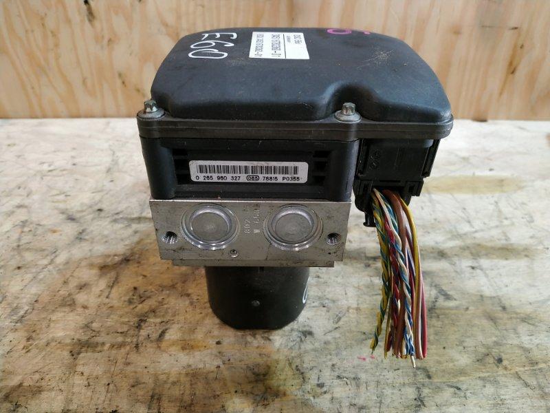 Блок abs Bmw 525I E60 N52B25 2008