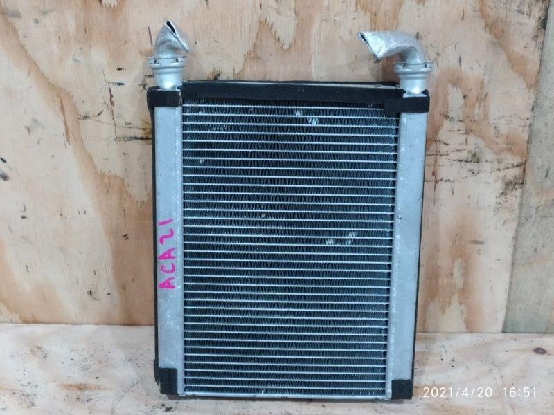 Радиатор отопителя Toyota Rav4 ACA21W 1AZ-FSE 2000