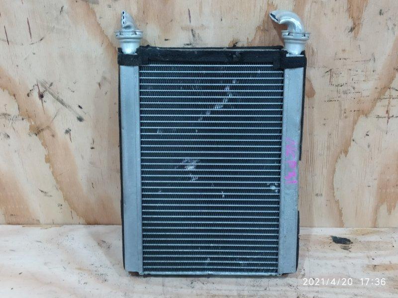 Радиатор отопителя Toyota Bb NCP31 1NZ-FE 2003