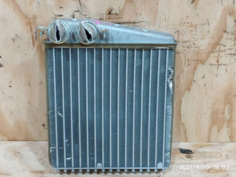 Радиатор отопителя Nissan Ad VY12 HR15DE 2008