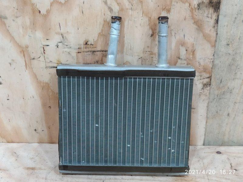 Радиатор отопителя Nissan Sunny FB15 QG15DE 2004