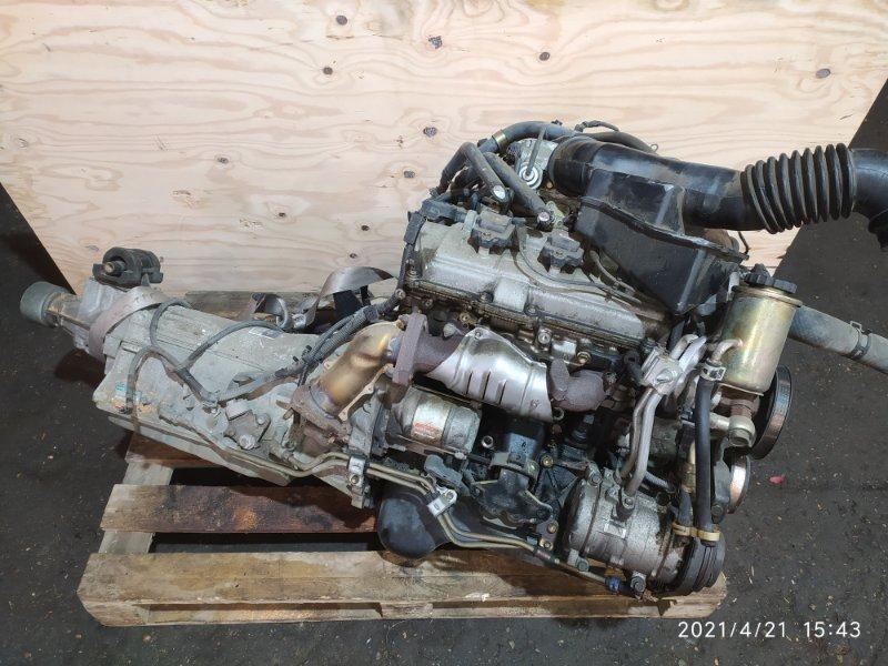 Двигатель Toyota Grand Hiace VCH10W 5VZ-FE 2000